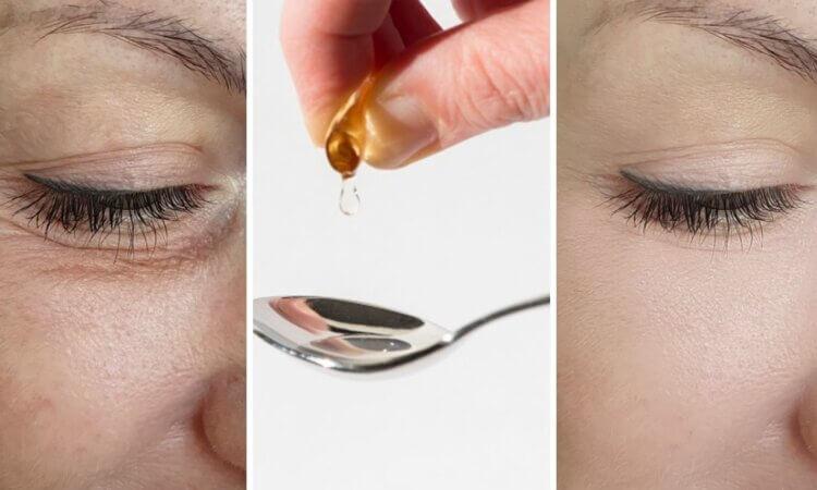 Cómo usar la vitamina E para rejuvenecer el contorno de ojos