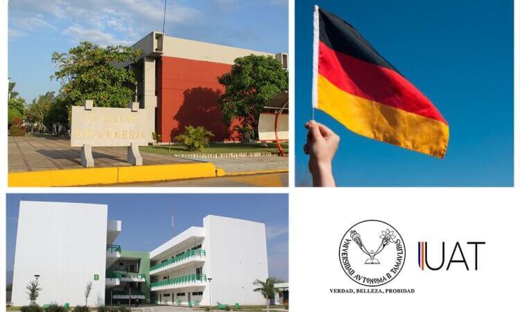 Egresados de Enfermería de la UAT son contratados para trabajar en Alemania