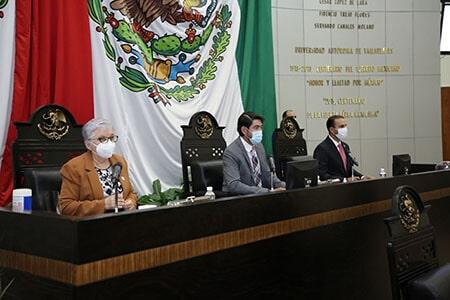 Designa Congreso a Pilar Gómez como Presidenta Municipal de Victoria