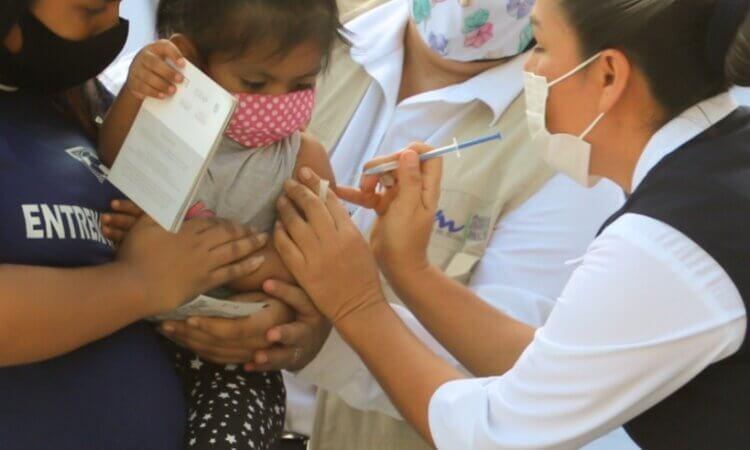 Ofrece Jornada Nacional de Salud servicios gratuitos y atención integral a la población